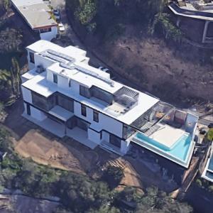 Ariana Grande's House (Google Maps)