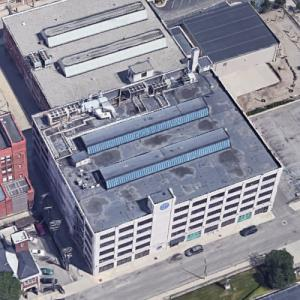 'TechOne Building' by Albert Kahn (Google Maps)
