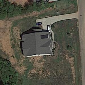 Tyler Reddick's house (Google Maps)