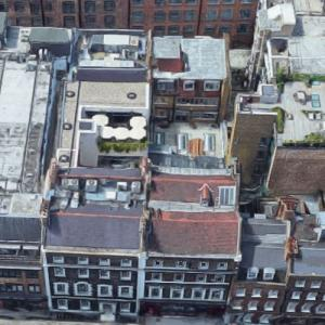 Soho House, 76 Dean Street (Google Maps)