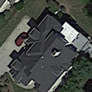 Landon Cassill's house (Google Maps)