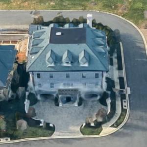 Bret Baier's House (Google Maps)