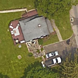 Ron Silk's house (Google Maps)