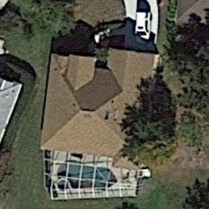 DK Ulrich's house (Google Maps)