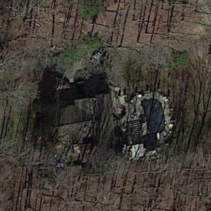 Chuck Bown's house (Google Maps)