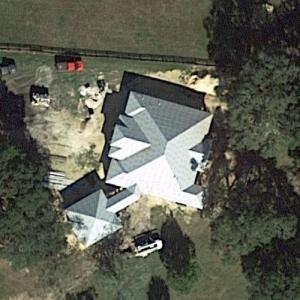 Ernie Irvan's house (Google Maps)