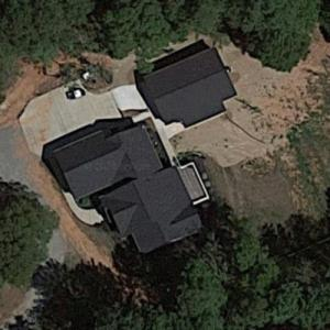 Bubba Wallace's House (Google Maps)