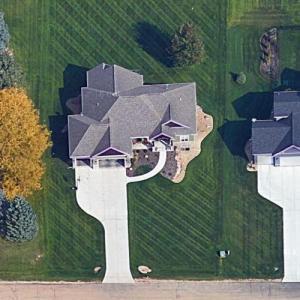 Scott Wimmer's house (Google Maps)