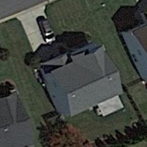 Jason Hedlesky's house (Google Maps)