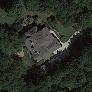 Scott Speed's house (Google Maps)
