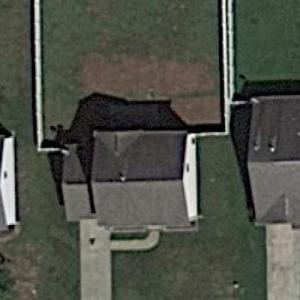 Brian Keselowski's house (Google Maps)