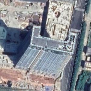 Baoneng World Hotel under construction (Google Maps)