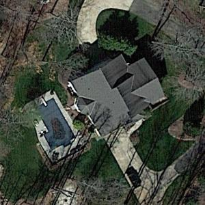 Brian Sockwell's house (Google Maps)