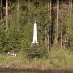 Rzhevka An-2 crash memorial