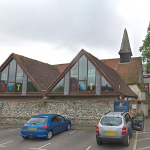 St Andrew-in-the-Oxmarket Church (StreetView)