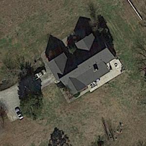Alex Yontz' house (Google Maps)