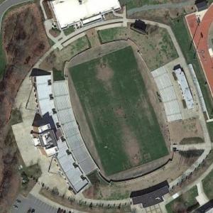 'Rhodes Stadium' by Ellerbe Becket (Google Maps)