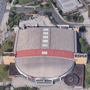 'König Pilsener Arena' by Ellerbe Becket (Google Maps)