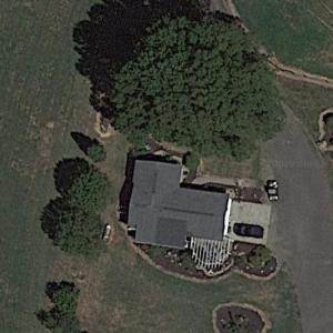 Brent Raymer's house (Google Maps)