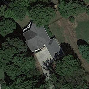 Brian Ickler's house (Google Maps)