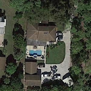 Jeff Choquette's house (Google Maps)