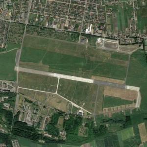 Pruszcz Gdanski Air Base (Google Maps)