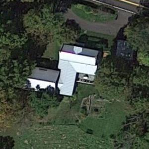 Milton Glaser's House (Deceased) (Google Maps)