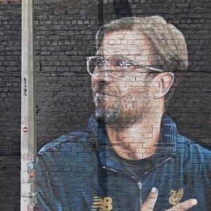 Jürgen Klopp Mural (StreetView)