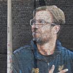 Jürgen Klopp Mural