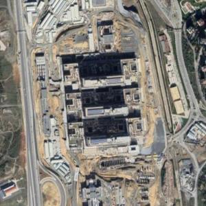 Başakşehir Çam and Sakura City Hospital (Google Maps)