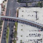 South Coast Plaza Bridge