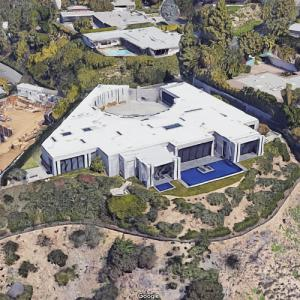 James Jannard's house (Google Maps)
