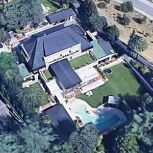 Sergio Ramos & Pilar Rubio's Home (Google Maps)