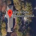 Alpha Xi Delta house at Georgia Institute of Technology