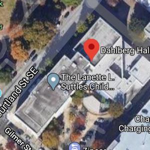 Dahlberg Hall at GSU (Baby Driver filming location) (Google Maps)