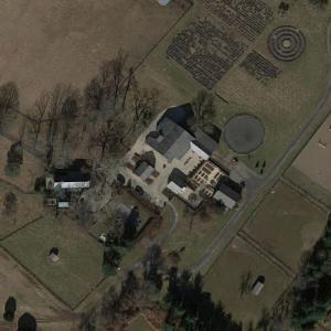 Yolanda Hadid's House (Google Maps)