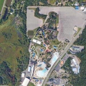 Mt. Olympus Water & Theme Park (Google Maps)