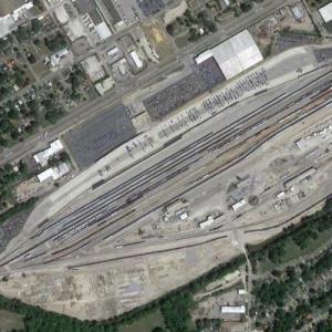 East Thomas Yard - BNSF (Google Maps)