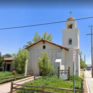 Santa Cruz Mission (StreetView)