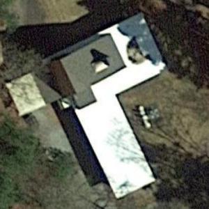 "Byrde family house (""Ozark"") (Google Maps)"