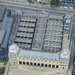 Old Billingsgate (Google Maps)
