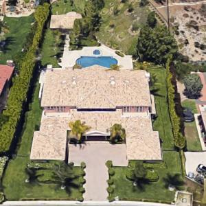 Sarah Jakes Roberts' House (Google Maps)