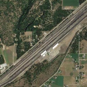 Hauser Yard - BNSF (Google Maps)