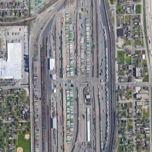 47th Street Yard - NS (Google Maps)