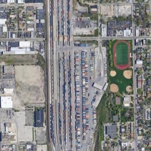 59th Street Yard - CSX (Google Maps)