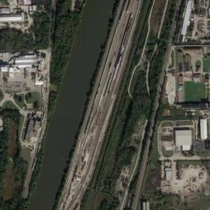 East Joliet Yard - CN (Google Maps)