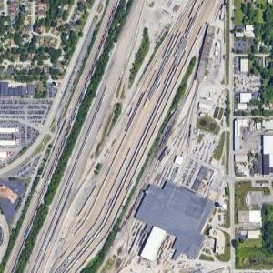 Markham Yard - CN (Google Maps)