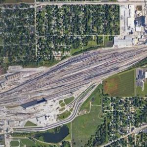 Decatur Yard - NS (Google Maps)