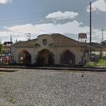 Pinhais Train Station
