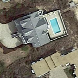 Mark Clouse's House (Google Maps)